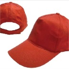 CGW-Cotton-Brush-Cap-Red-K3002-40
