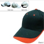CGW-Heavy-Brush-Cotton-Cap-Black_Orange-K3001-35