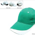 CGW-Heavy-Brush-Cotton-Cap-Green_White-K3001-35