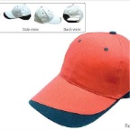 CGW-Heavy-Brush-Cotton-Cap-Red_Navy-K3001-35