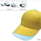CGW-Heavy-Brush-Cotton-Cap-Yellow_White-K3001-35