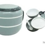 Grey-Plastic-Lunch-Jar-2-tiers-K0102-70