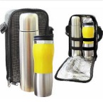 Travelling-Thermos-Flask-&-Curvy-Metal-Tall-Mug-Set-3-K0136-200